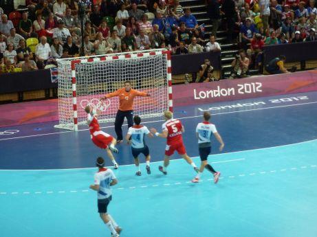 Handball & Icelanders